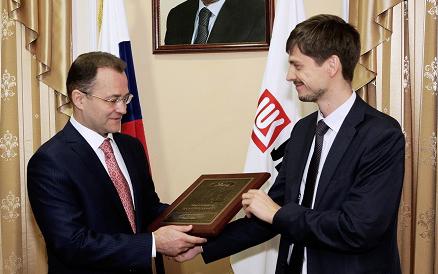 ЛУКОЙЛ стал обладателем международного сертификата качества FORD Q1