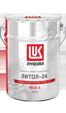 СМАЗКА ПЛАСТИЧНАЯ ЛУКОЙЛ  ЛИТОЛ-24