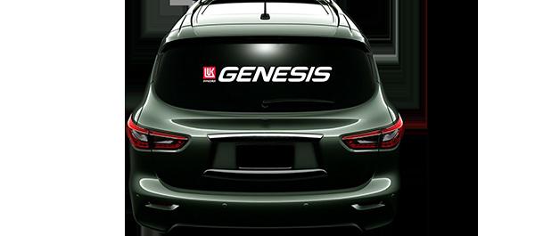 Акция «Лучший Genesis автомобиль»