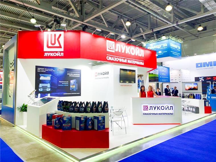Лукойл принимает участие в 15-й международной выставке коммерческих автомобилей COMTRANS