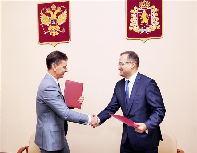 Лукойл в Владимирская область заключили соглашение о сотрудничестве